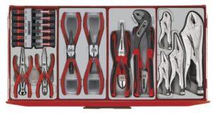 Servante d'atelier à tiroirs TengTools