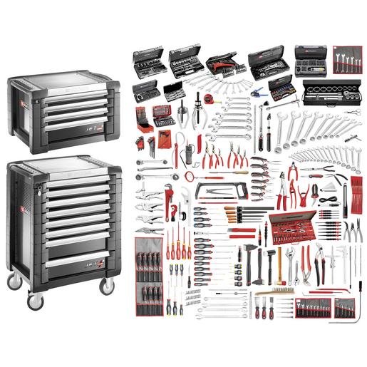 Servante d'atelier FACOM complète avec tous les outils