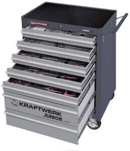 servante Kraftwerk 7 tiroirs