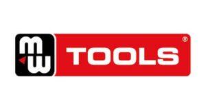 Logo MW-Tools Large sur fond rouge