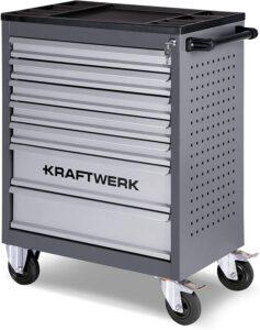 Servante d'atelier Kraftwerk 7 tiroirs grise