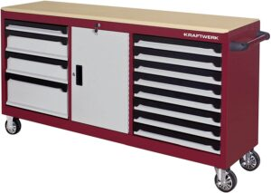 Servante d'atelier Kraftwerk Pro-line extra large 12 tiroirs